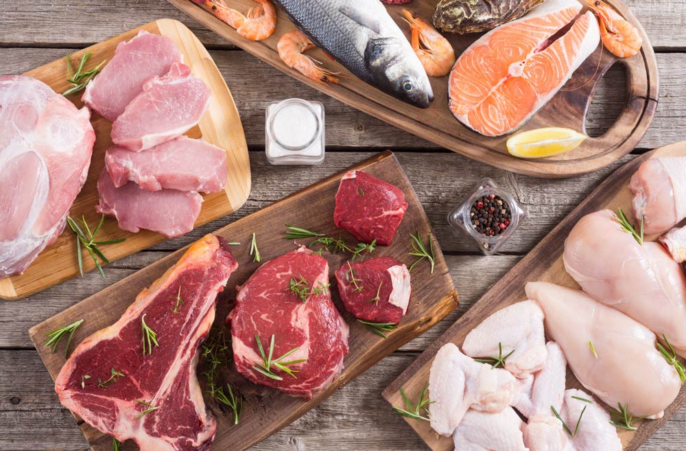 Ettlinger's blend of NUTRIFOS is suitable for applications in fresh, frozen, and cooked meat, poultry, and seafood.